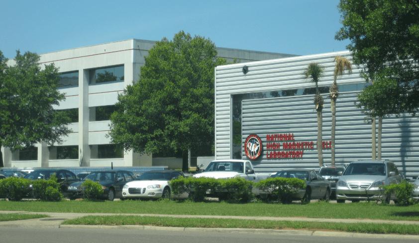 Magnetické laboratórium na Floride, USA