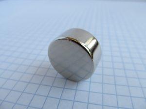 Magnet na uvoľnenie ochranného čipu