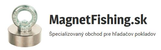 logo obchodu Magnet Fishing SK